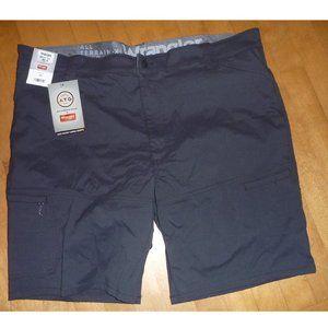 Mens Wrangler ATG Side Pocket Cargo Shorts Sz 42